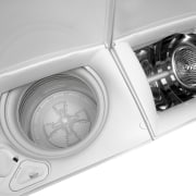 A view of this laundry featuring the latest automotive design, automotive exterior, automotive lighting, hardware, motor vehicle, product, product design, technology, white