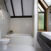 A view of some bathroomware by Hengry Brooks architecture, bathroom, home, interior design, product design, property, room, gray