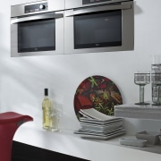 View of appliances, by Teka appliances - View home appliance, interior design, kitchen appliance, product design, white