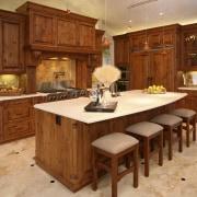 Alder wood cabinetry kitchen - Alder wood cabinetry cabinetry, countertop, cuisine classique, floor, flooring, furniture, hardwood, interior design, kitchen, room, wood, wood flooring, wood stain, brown, orange