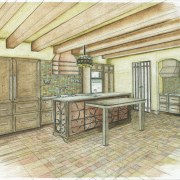 Suzanne taylor perspective drawing - Suzanne taylor perspective home, property, yellow