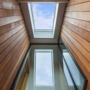 New skylights are just one feature of the