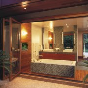 Image of a bathroom with colours that mimic ceiling, home, interior design, lighting, living room, lobby, real estate, room, window, brown, red
