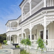 The architect and builder were able to source architecture, balcony, baluster, building, classical architecture, column, elevation, estate, facade, historic house, home, house, mansion, neighbourhood, official residence, outdoor structure, porch, property, real estate, residential area, siding, structure, villa, walkway, window, white