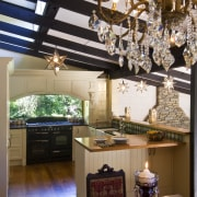 Image of kitchen designed by Debra DeLorenzo which ceiling, dining room, home, interior design, living room, room, table