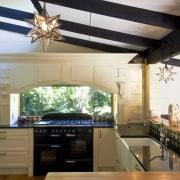 Image of kitchen designed by Debra DeLorenzo which ceiling, countertop, home, interior design, kitchen, room, window, white