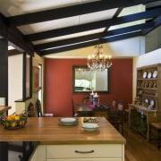 Image of kitchen designed by Debra DeLorenzo which ceiling, interior design, real estate
