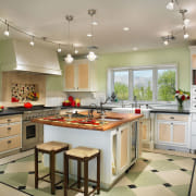 traditional kitchen - traditional kitchen - cabinetry | cabinetry, countertop, cuisine classique, interior design, kitchen, room, gray