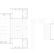 View of floor plans. - View of floor angle, architecture, area, building, design, diagram, drawing, elevation, floor plan, home, house, line, plan, product, product design, property, schematic, structure, white