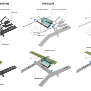 Image of the conceptual drawings for the National angle, area, design, diagram, font, line, plan, product, product design, structure, technology, white