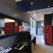 Kitchen things make all the top European brands interior design, black, gray