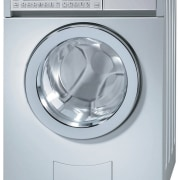 The company that pioneered home appliance technology in clothes dryer, home appliance, laundry, major appliance, product, product design, washing machine, gray