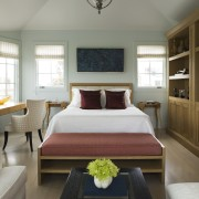 View of this traditional house - View of bedroom, ceiling, interior design, living room, room, suite, window, gray, brown