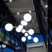 Fairview Green Shopping Centre, Fairview Park, WA - architecture, light, lighting, technology, black