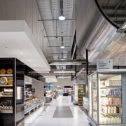 Fairview Green Shopping Centre, Fairview Park, WA - interior design, retail, shopping mall, gray