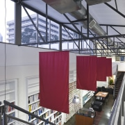 JCY Architects + Urban Designers office, Perth - architecture, daylighting, structure, gray