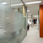 Law office in Christchurch. Features modern interior design ceiling, floor, glass, interior design, gray