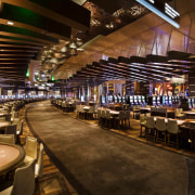 CityCenter, Las Vegas - CityCenter, Las Vegas - casino, restaurant, brown, red