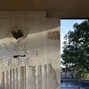 QLD Department of Justice and Attorney - QLD architecture, facade, house, structure, tourist attraction, wall, brown, gray