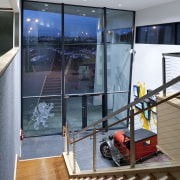 Lion's new HQ in South Auckland - Lion's architecture, glass, house, interior design, window, gray