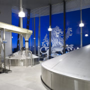 Lion's new HQ in South Auckland - Lion's glass, gray