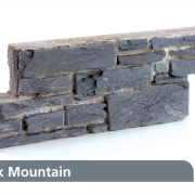 DESINGA SCHIST - Black Mountain - with Name material, wall, white, gray