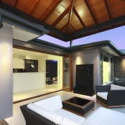 View of the building materials supplied by CSR ceiling, estate, interior design, property, real estate, room, black
