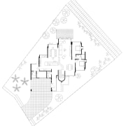 View of architectural floor plans - View of architecture, area, design, diagram, drawing, floor plan, font, line, plan, product design, property, white