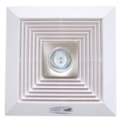View of the ventilation products by Smooth Air product design, white