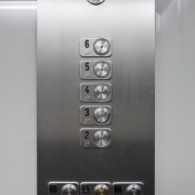 Schindler Lifts supplied and installed siz large capacity product design, gray
