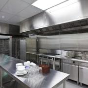 View of a kitchen at Eden Park which countertop, interior design, kitchen, gray, black