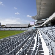 View of the newly upgraded Eden Park which arena, atmosphere of earth, sky, sport venue, stadium, structure