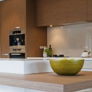View of a kitchen designed by Suyin of cabinetry, countertop, cuisine classique, interior design, kitchen, product design, brown, gray