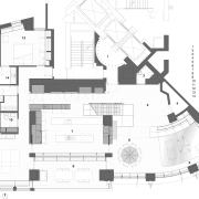 Floor plan of apartment. - Floor plan of angle, architecture, area, black and white, building, design, diagram, drawing, elevation, engineering, floor plan, line, plan, product design, schematic, structure, urban design, white