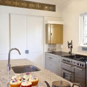 Interior Designer and Kitchen Designer Celia Visser. Modern ceiling, countertop, home, interior design, kitchen, real estate, room, gray
