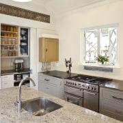 Interior Designer and Kitchen Designer Celia Visser. Modern cabinetry, countertop, cuisine classique, home, interior design, kitchen, real estate, room, white