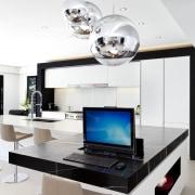 Kitchen designed by Leonie Von Sturmer of Von furniture, interior design, product design, white