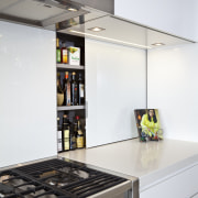 Kitchen designed by Leonie Von Sturmer of Von countertop, home appliance, interior design, kitchen, white
