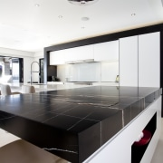 Kitchen designed by Leonie Von Sturmer of Von ceiling, countertop, interior design, kitchen, product design, table, white