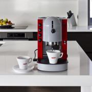 Nero Italia Spinel Lolita Coffee Maker - Nero coffeemaker, espresso machine, home appliance, kettle, kitchen appliance, mixer, product, product design, small appliance, white