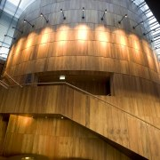 This is the Perth State Theatre, designed by architecture, daylighting, landmark, light, structure, tourist attraction, wood, brown