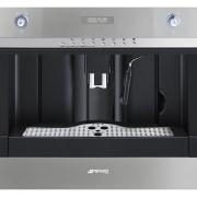 Smeg appliance - Smeg appliance - coffeemaker | coffeemaker, espresso machine, home appliance, kitchen appliance, product, product design, small appliance, black, gray