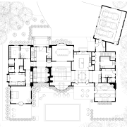 Floor plan of house. - Floor plan of architecture, area, black and white, design, diagram, drawing, elevation, floor plan, font, home, line, pattern, plan, product design, residential area, schematic, square, structure, technical drawing, white