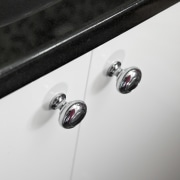 Close up of door handles. - Close up automotive design, hardware, motor vehicle, product design, tap, white, black
