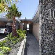 exterior entranceway, garage front walk - exterior entranceway, building, estate, facade, home, house, property, real estate, residential area, gray, black