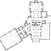 main floor plans - main floor plans - architecture, area, artwork, black and white, design, diagram, drawing, floor plan, line, line art, plan, product, product design, schematic, structure, technical drawing, white