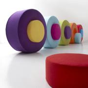 Unique fabric chairs. - Unique fabric chairs. - chair, furniture, magenta, product, product design, purple, white
