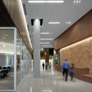 Arizona State University Interdisciplinary Science and Technology Building architecture, ceiling, daylighting, headquarters, leisure centre, lobby, metropolitan area, gray