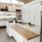 Lockwood show home Tauranga - Lockwood show home cabinetry, countertop, cuisine classique, interior design, kitchen, product design, gray, white