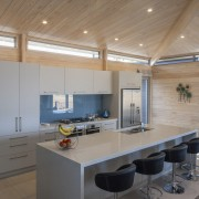 Lockwood Home built by Peter Richards - Lockwood architecture, ceiling, countertop, daylighting, house, interior design, kitchen, real estate, gray
